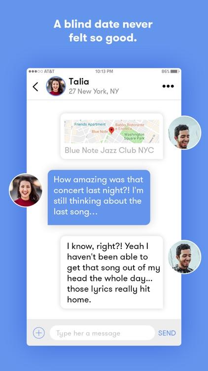 Forj - Jewish Dating screenshot-3