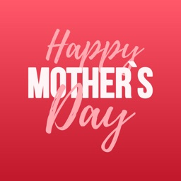 Mothers Day Greeting Stickers