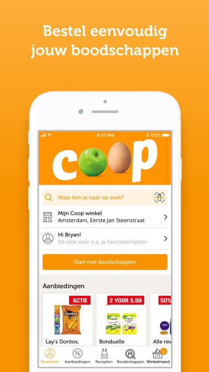 Coop Supermarkten screenshot-0