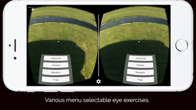 Clay Shooting 3D eyeGymVR