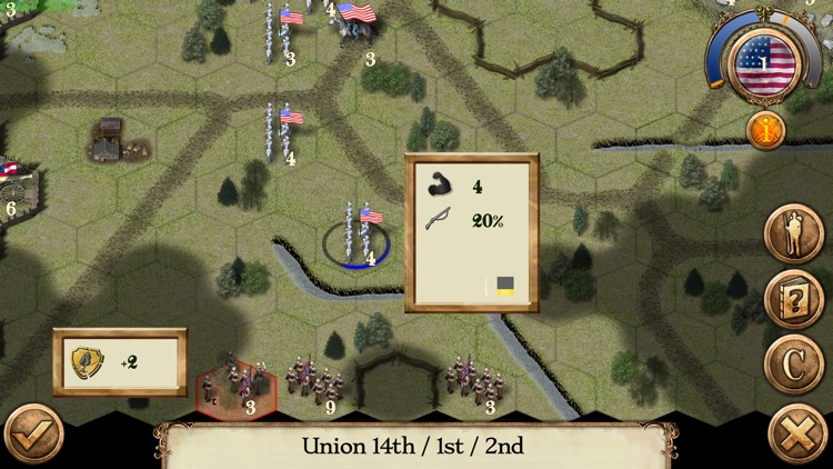 Civil War: 1865 screenshot-3
