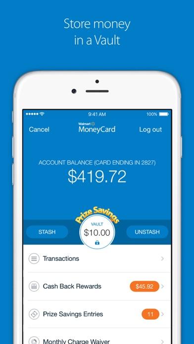 Walmart MoneyCard - Revenue & Download estimates - Apple App Store - US