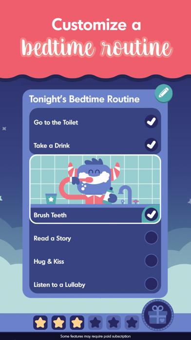 Budge Bedtime Stories & Sounds screenshot 2