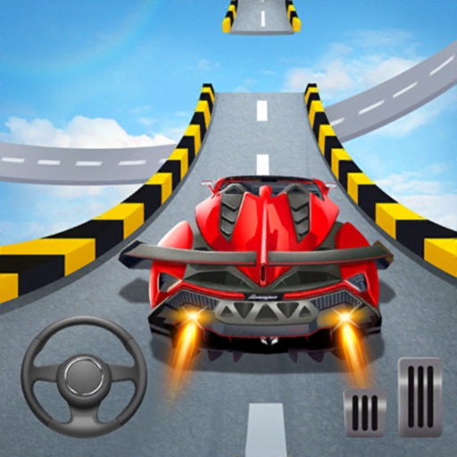 Car Stunts 3D - Sky Parkour icon