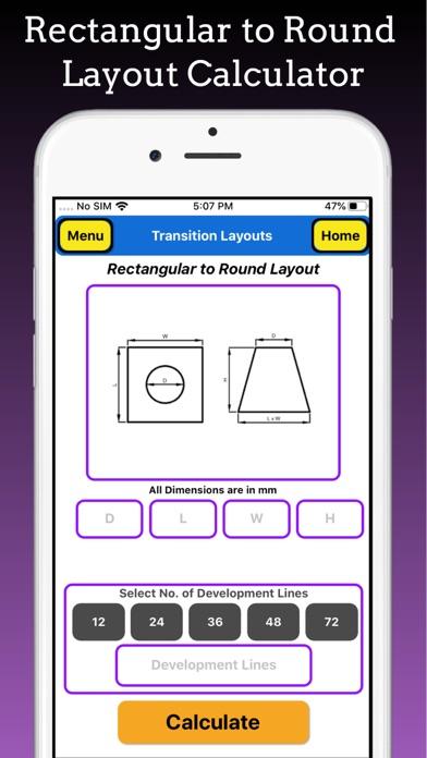 Transition Layouts Pro screenshot 3