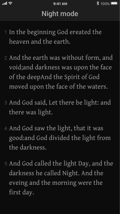Bible KJV - Daily Bible Verse screenshot-6