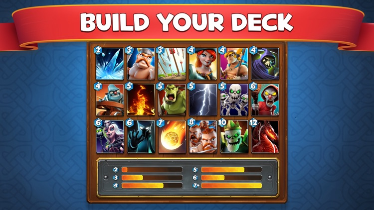 Castle Crush: Card Games screenshot-3