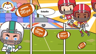 Screenshot for Miga Ciudad: laescuela in Ecuador App Store