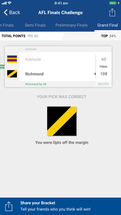 Download footytips - Footy Tipping App for Pc