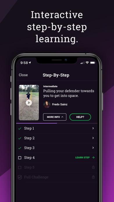 Boosta Training Screenshot