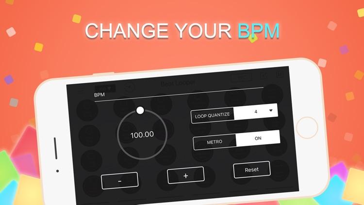 Beat Looper Pro-Beat Maker screenshot-4