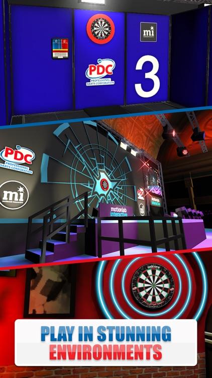 PDC Darts Match screenshot-3