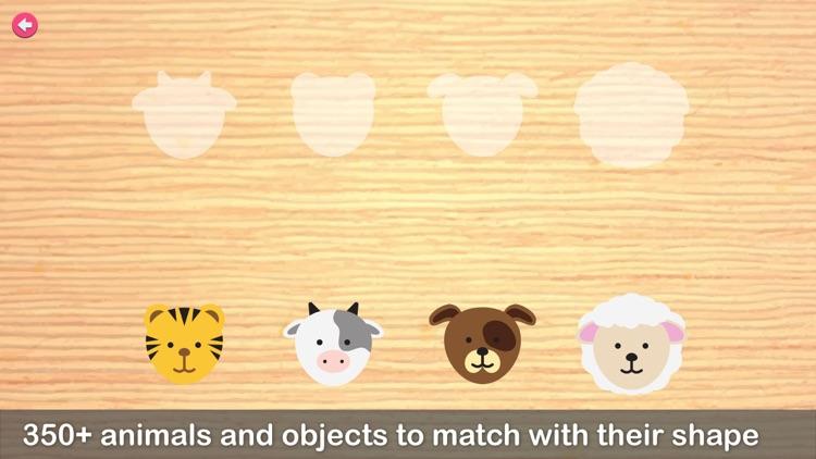 Yuppy: games for children screenshot-5
