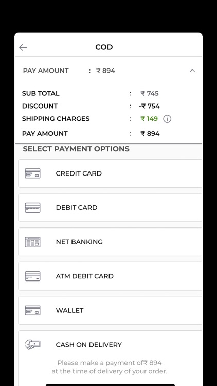 Koovs - Online Shopping App screenshot-7