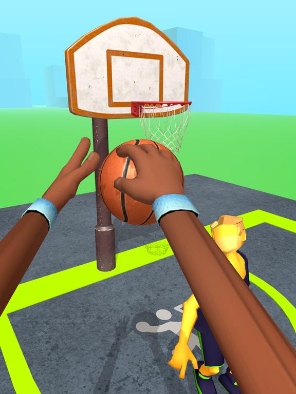Dribble Hoops screenshot 13