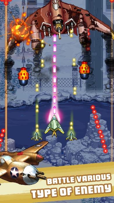 1942 Classic Arcade screenshot four