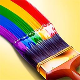 Paint Windows Paintbrush color