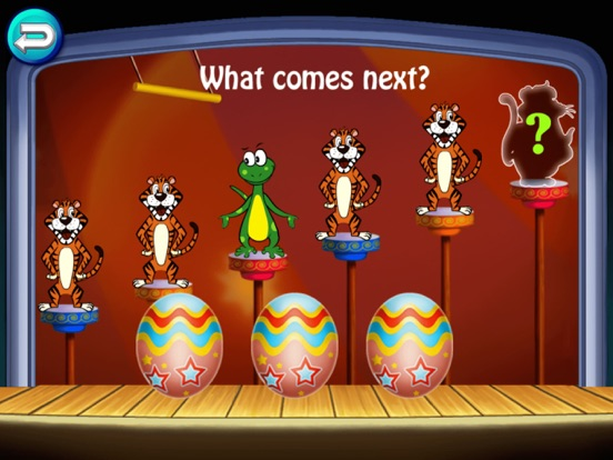 Animal Circus: Toddler Gamesのおすすめ画像1