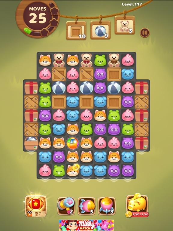 Candy Friends Forest screenshot 14
