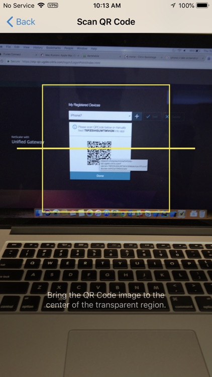 Citrix SSO screenshot-6