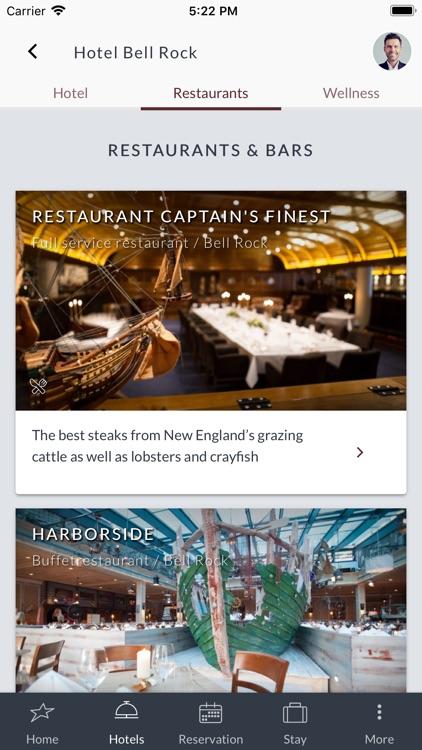 Europa-Park Hotels screenshot-3