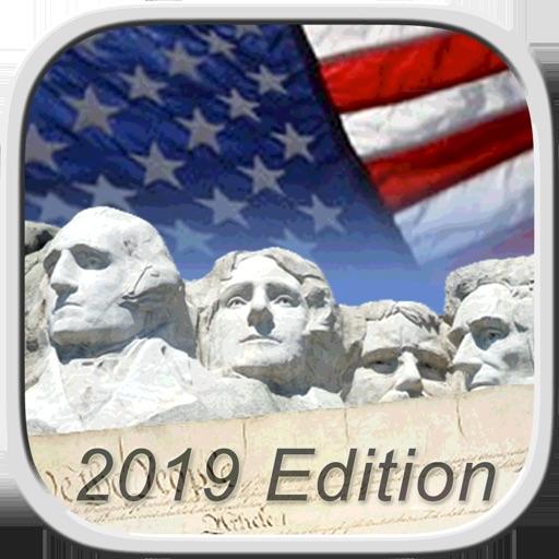 USA Citizenship Test 2019