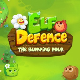 Elf Defense Tower Game