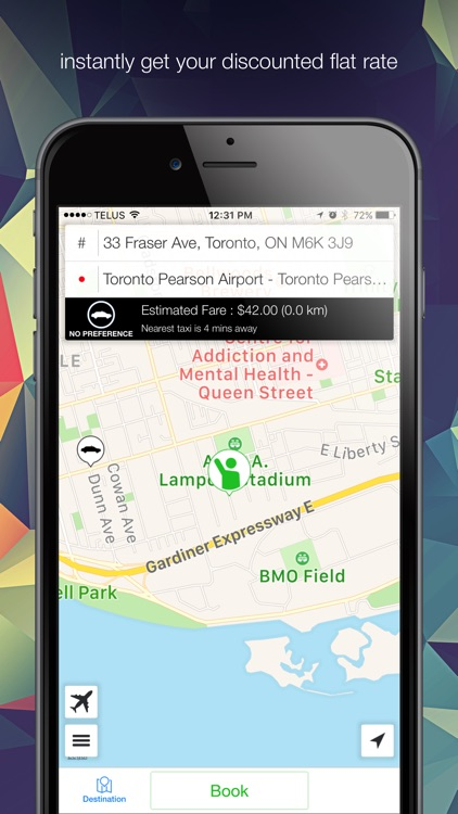 Aeroport Taxi & Limo Service screenshot-1