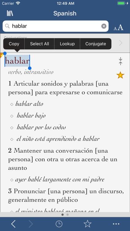 Vox Comprehensive Spanish