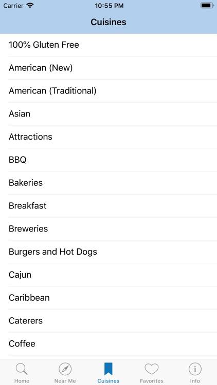 Gluten Free Philly screenshot-3