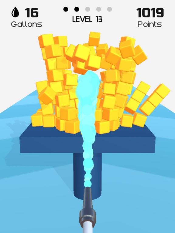 Cube Shower: Knock Color Block screenshot 9
