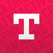 Typorama - Typography Generator, Cool Fonts Design and Instant Creative Caption Text over Photo Editor icon