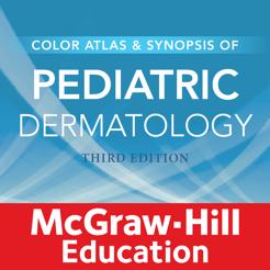Atlas & Synopsis Ped Derm 3/E