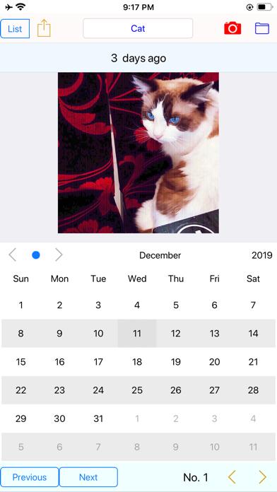 Album Photo Calendar- Memories Screenshots