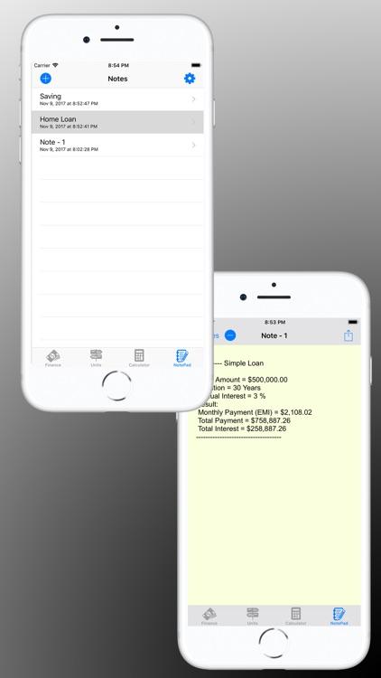 CalcMadeEasy Pro screenshot-4