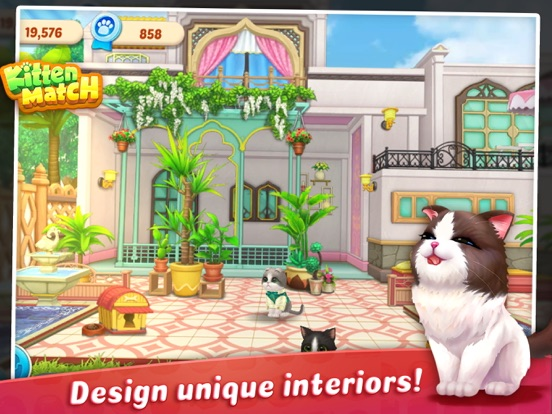 Kitten Match screenshot 6