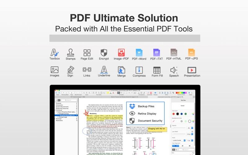 PDF Professional Suite PC için - Bilgisayara Indir - Windows