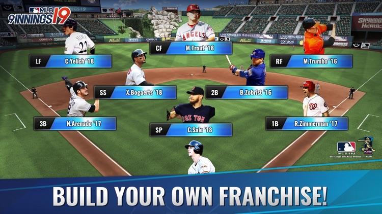 MLB 9 Innings 19 screenshot-5