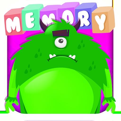 Sweet Monsters - Memory Game