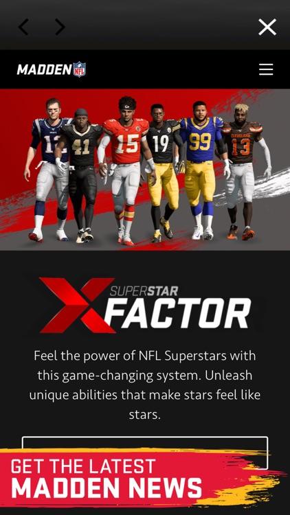 Madden NFL 20 Companion screenshot-5
