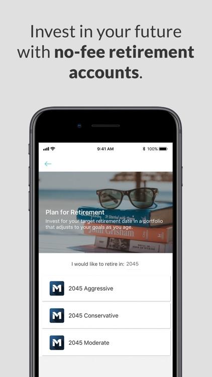 M1 Finance - No Fee Investing screenshot-8