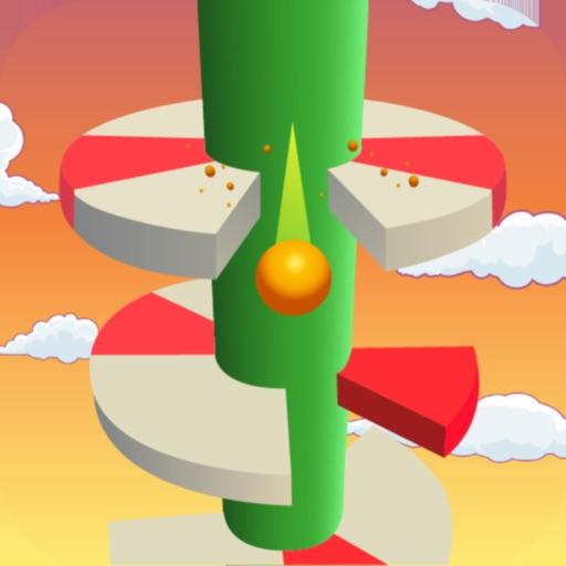 Helix Madness: Bounce Ball