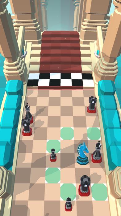Knight Quest: The Chess Runner screenshot #7