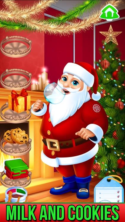Christmas Party Salon