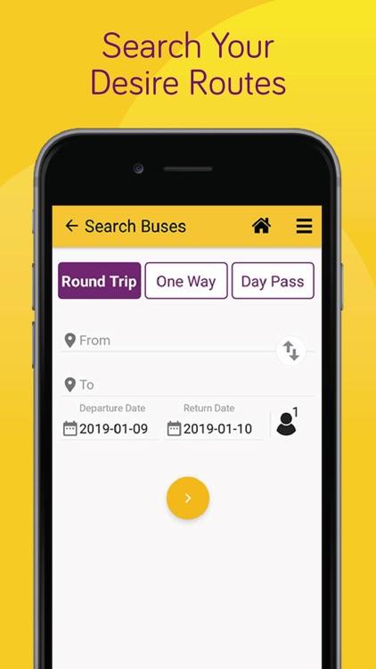 Easybook® Bus,Train,Ferry,Car