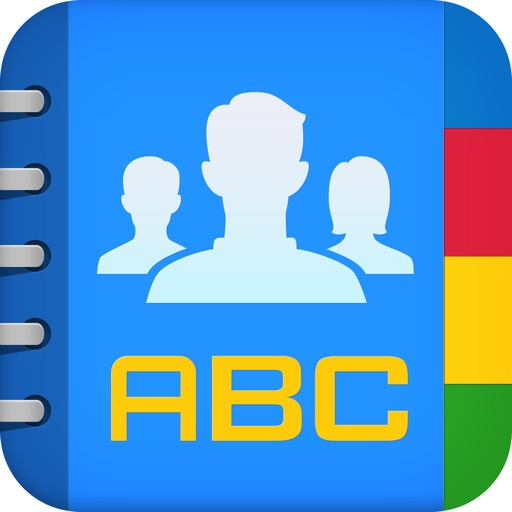 ABC Groups - Group Contacts iOS App
