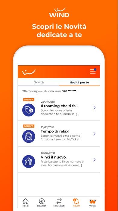 MyWind (App ufficiale Wind)