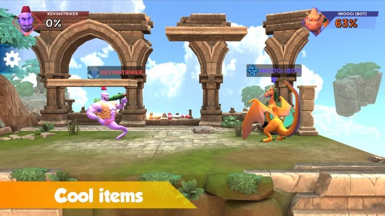 Rumble Arena screenshot-4