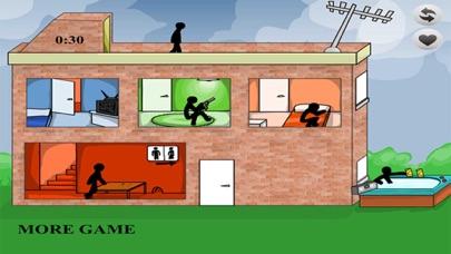 Stickman Crime:Deadly Motel screenshot two