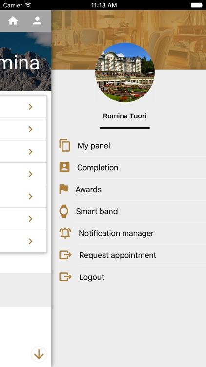 Health Coach Hotel Cristallo screenshot-3